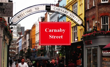 Carnaby Street | 卡纳比街