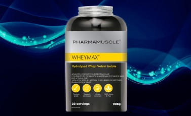 【Vitamin Planet】WHEYMAX®健美身材好伴侣