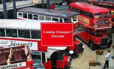 London Transport Museum | 伦敦交通博物馆