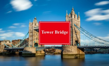Tower Bridge | 伦敦塔桥