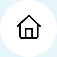 UKG Accommodation Icon