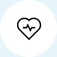 UKG Health Icon