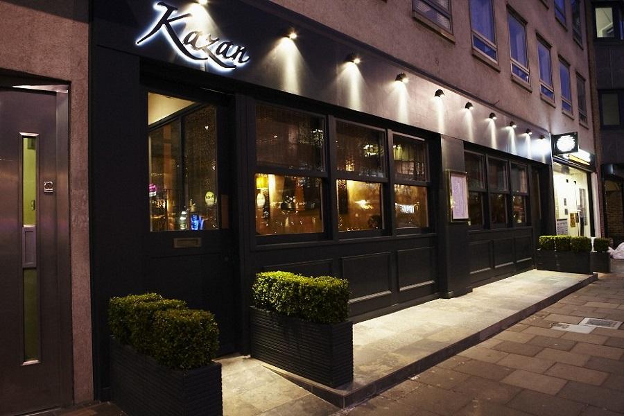 Kazan | 适合食肉动物的伦敦土耳其餐厅