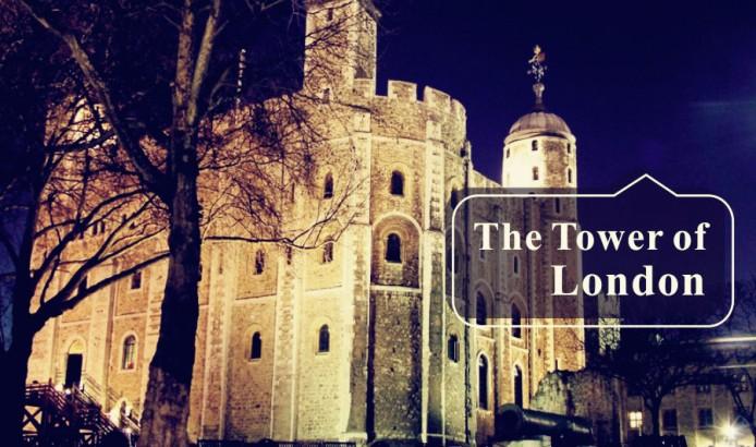 """荣耀与血腥的伦敦塔,承载英国历史的""""故宫"""""""