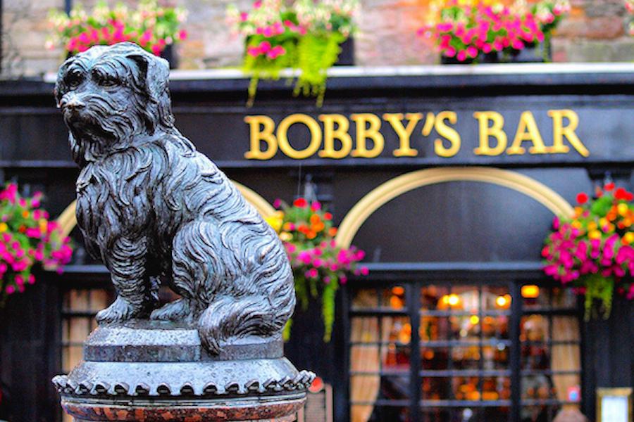 Bobby Bar | 来爱丁堡一定要去吃的餐厅