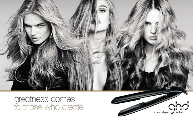 Ghd   英国最受欢迎的美发工具品牌