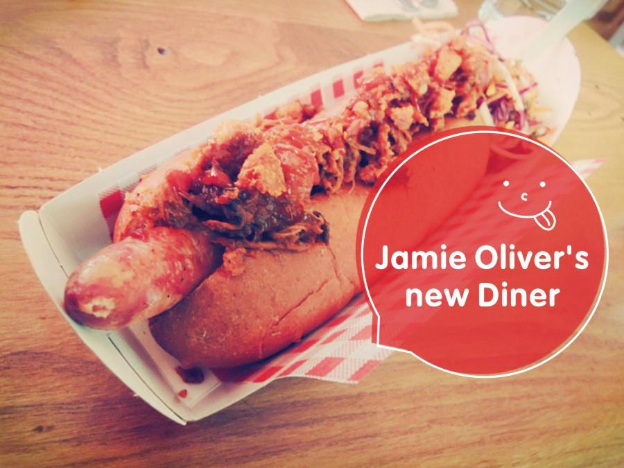 Jamie's Diner   名厨杰米的美式热狗餐厅