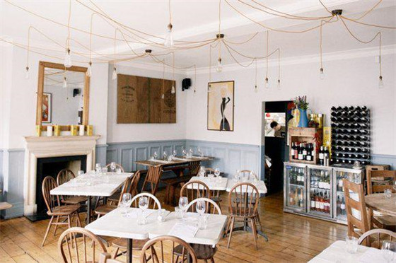 Claude's Kitchen伦敦浪漫餐厅