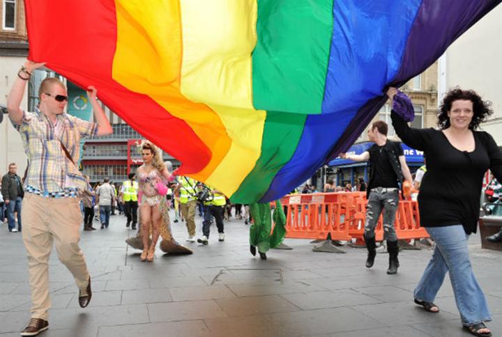 【Leicester Pride】莱斯特同性恋游行