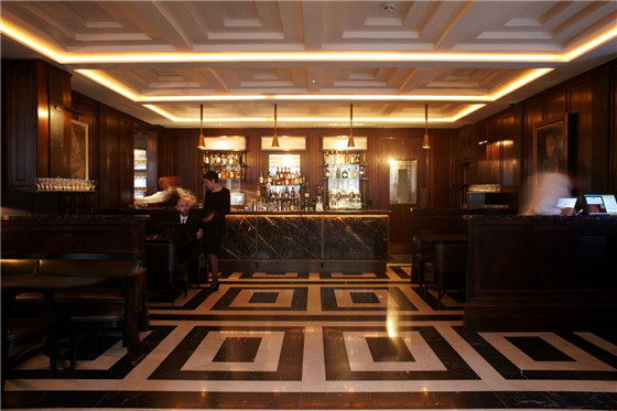 The Delaunay伦敦浪漫餐厅