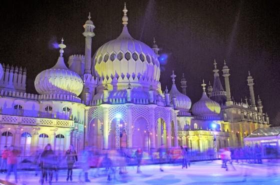 Brighton ice rink