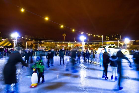 Cambridge ice rink