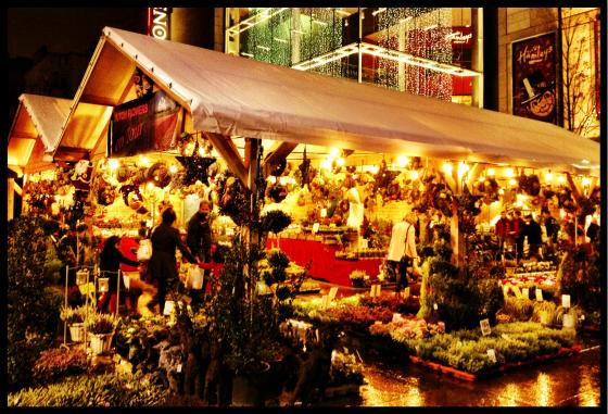 格拉斯哥圣诞集市