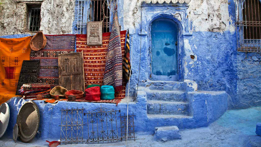 摩洛哥8日游(中)| Morocco