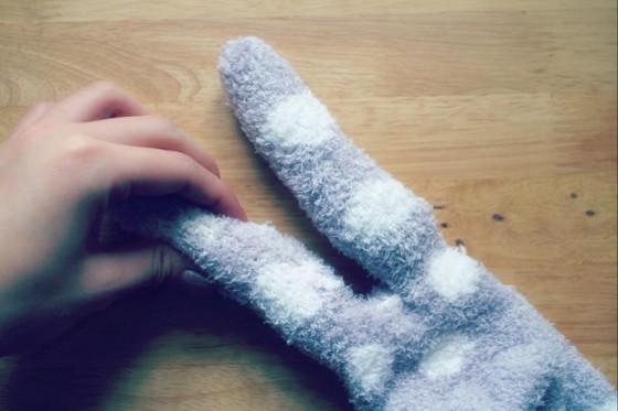 圣诞手工 | 袜子娃娃送给最可爱的人
