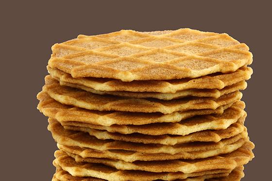 华夫饼饼干
