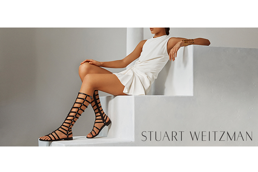 Stuart Weitzman   白富美最爱长筒靴,比女人更懂女人