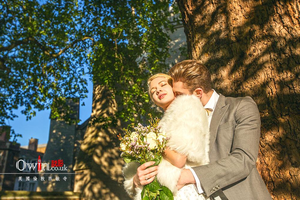OWIN 欧影 | 见证你们爱情的伦敦婚纱摄影