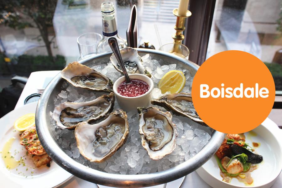 Boisdale | 金融城的苏格兰爵士调调餐厅
