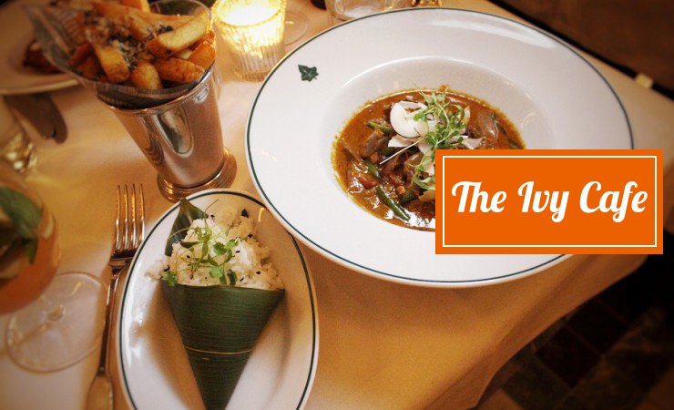 The Ivy Cafe   颠覆味觉的现代英式国菜馆