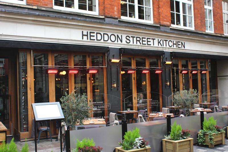 "Heddon Street Kichen | Regent Street上的""Gordon Ramsay"""