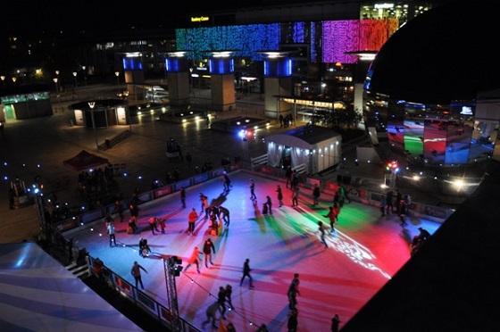 布里斯托溜冰场