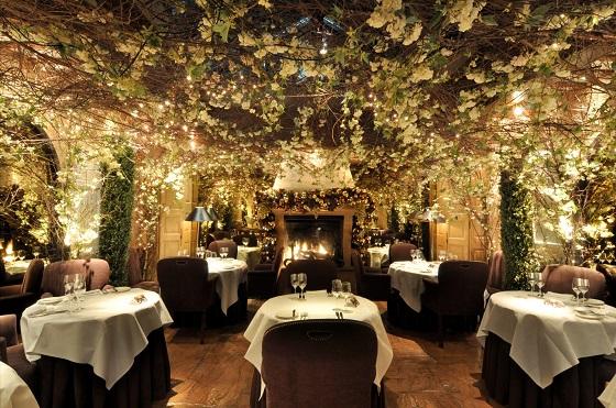 Clos Maggiore伦敦浪漫餐厅