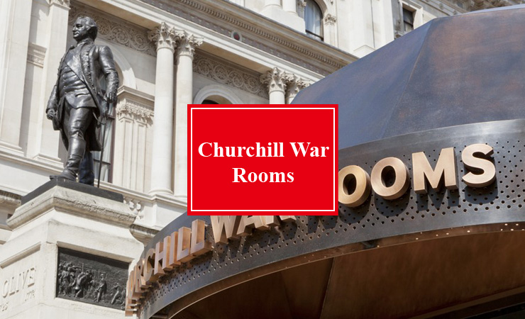 丘吉尔博物馆 | Churchill War Rooms