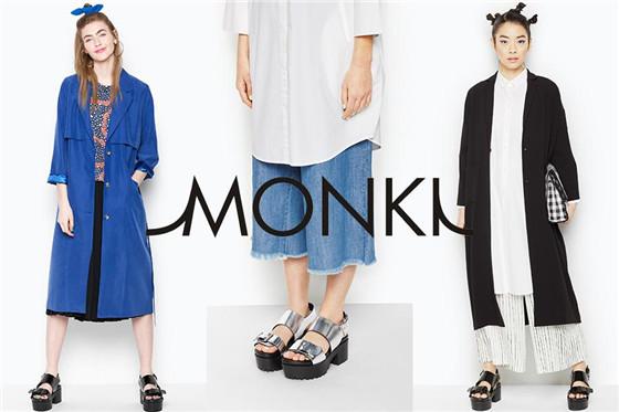 Monki小众潮牌