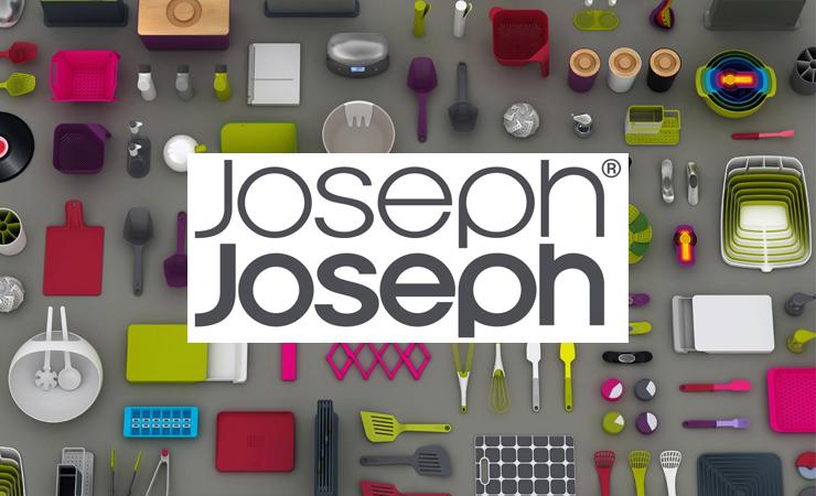 Joseph Joseph | 英伦创意厨具给你爱上厨房的理由