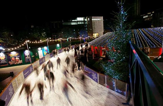 爱丁堡溜冰场