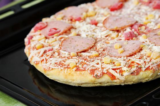 冷冻pizza