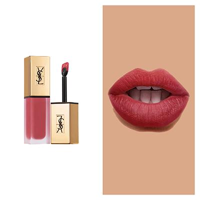 Yves Saint Laurent Tatouage Couture Liquid Lipstick #16 Nude Emblem