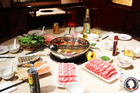 老北京食府火锅