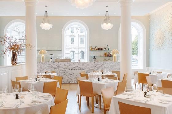 Spring london restaurant伦敦浪漫餐厅