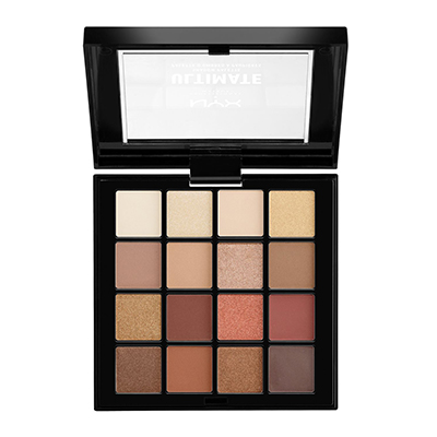 NYX Ultimate Shadow Palette – Warm Neutrals