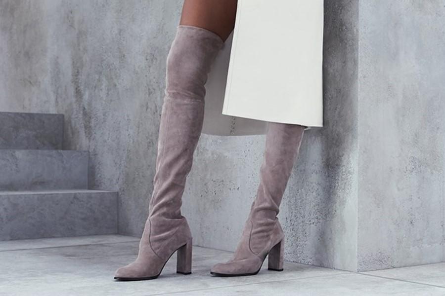 Stuart Weitzman | 美国高端鞋履品牌用码首单折扣15%OFF,入手及膝长筒靴!