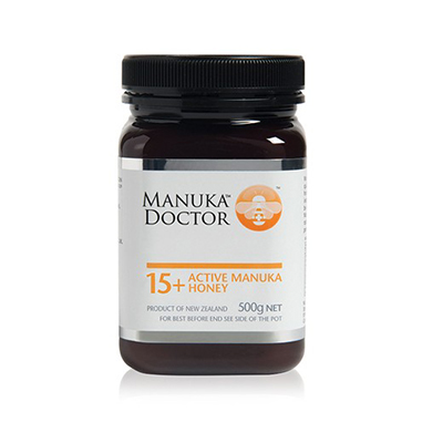 Manuka Doctor500g 15+ Active Manuka Honey 蜂蜜