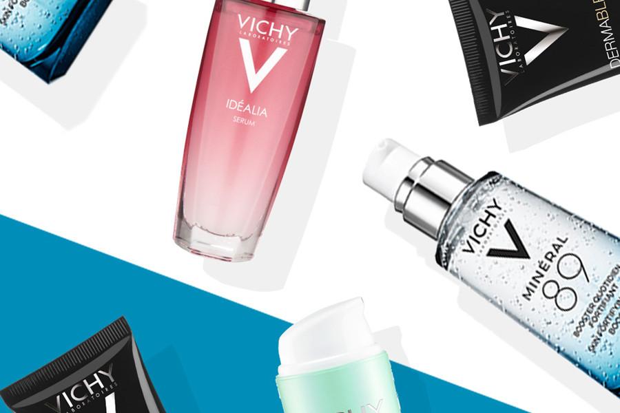 Vichy薇姿 | 全线67折优惠中,89精华,薇姿散粉等折扣入手!