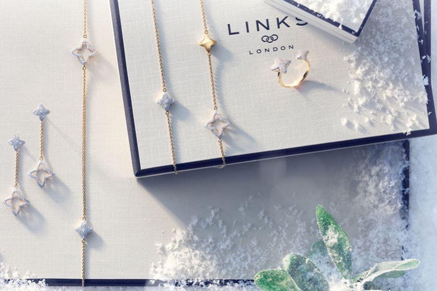 Links of London | 英国高端珠宝品牌全场正价产品25%OFF折扣!