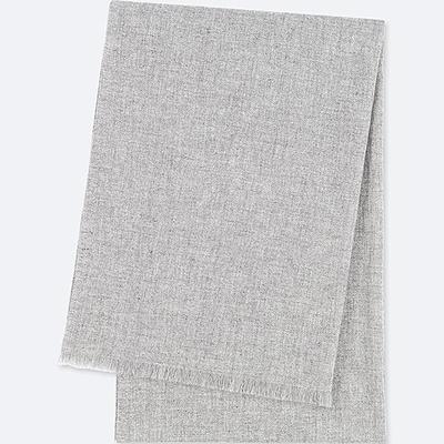 优衣库围巾