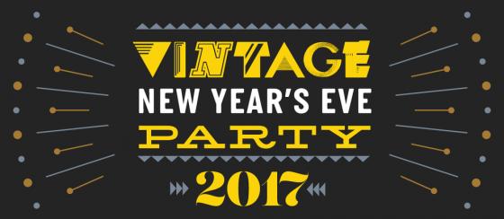 南岸中心英式复古跨年趴 | A Vintage New Year's Eve Party