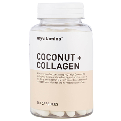 Myvitamins Coconut + Collagen