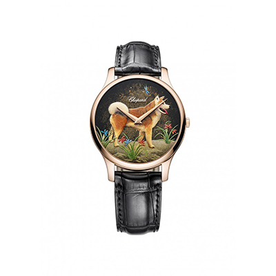 Chopard L.U.C XP URUSHI 18-Carat Rose Gold Limited Edition