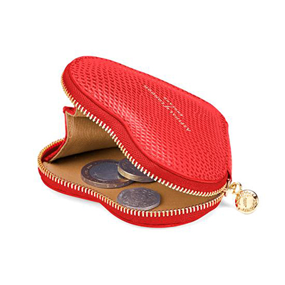 Aspinal of London Heart Coin Purse 零钱包