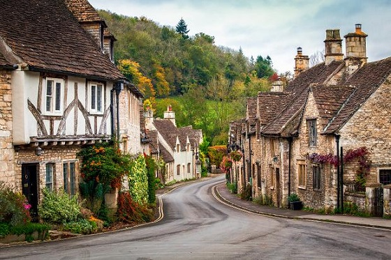 Castle Combe, Cotswolds