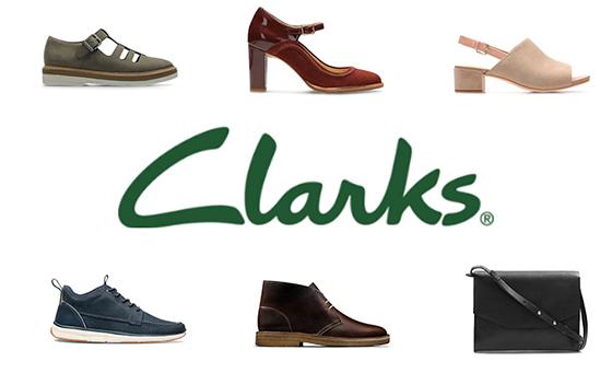clarks鞋子