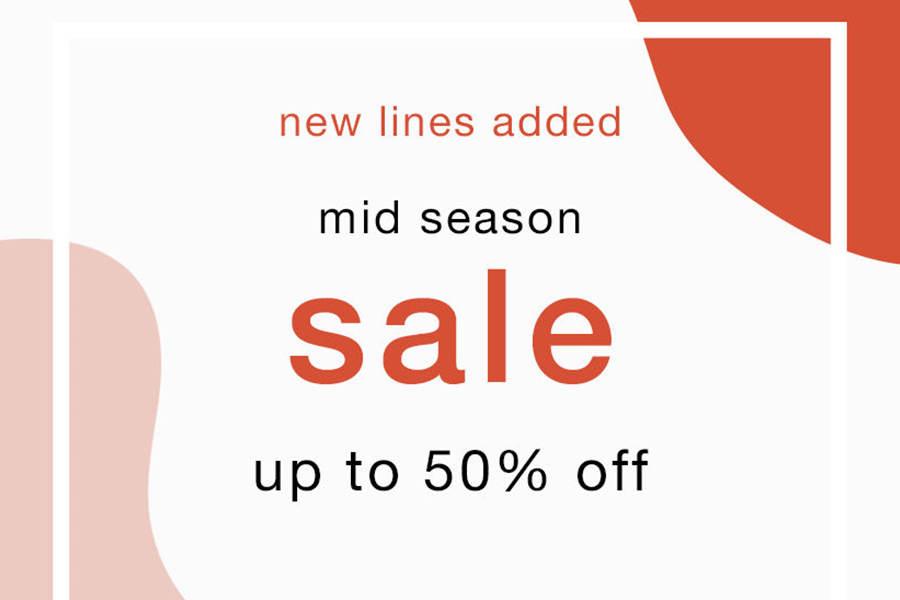 Whistles | 英国轻奢品牌季中5折起,备春装的好时机!