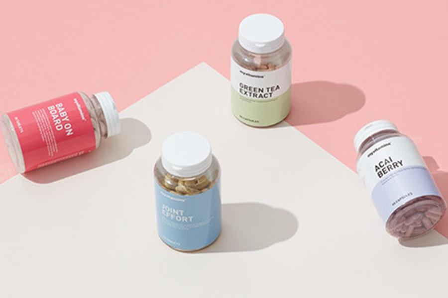 Myvitamins买满45镑还能再享7折优惠!护肤美体保健品可以屯起来了