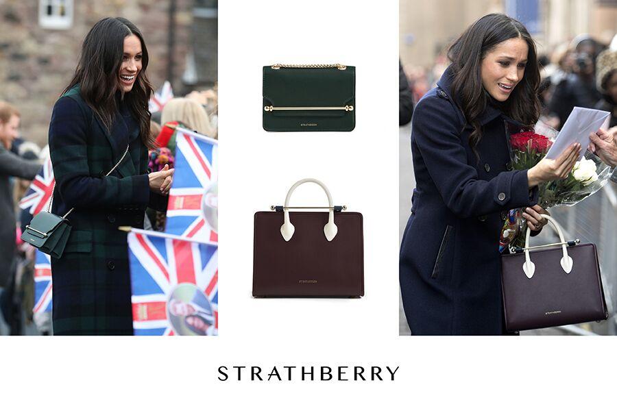 英国超级品牌之Strathberry
